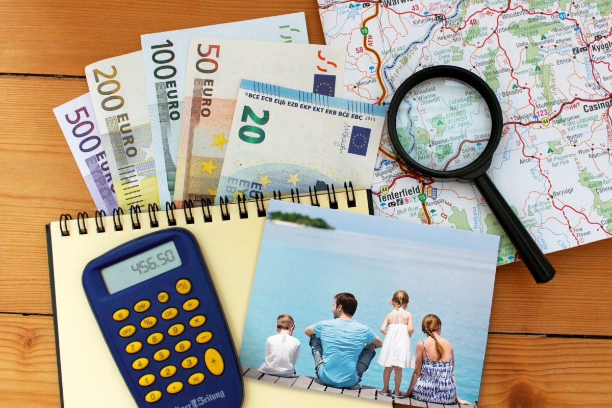 Reisebudet-Planung für Familien: 180 Fragen und Antworten [Neuerscheinung]